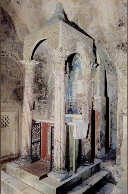 Bolsena – Altare del Miracolo