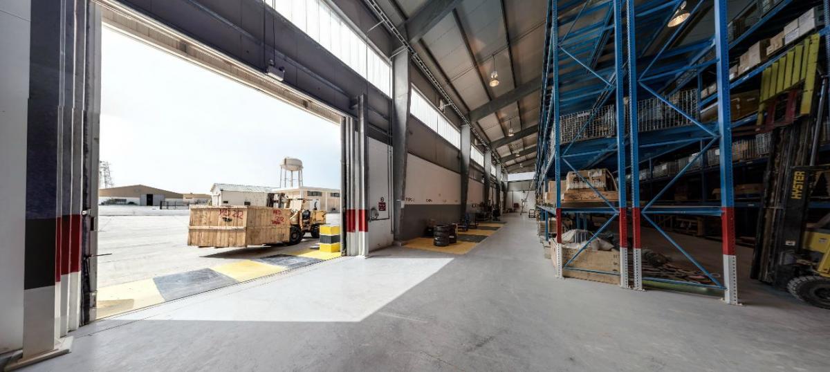Campo base - magazzino attrezzature